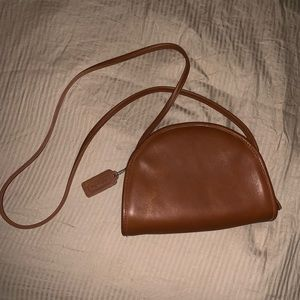 Coach Vintage Kimball Leather Crossbody